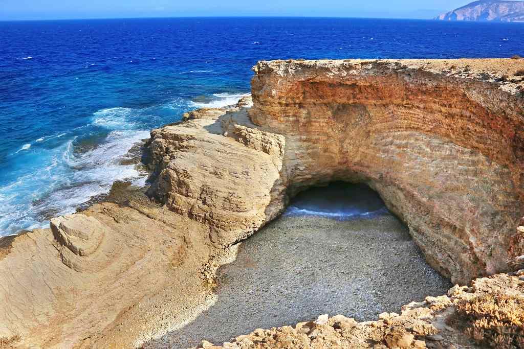 Best Greek islands for beaches - koufonisia