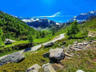 Gran Paradiso National Park - The best places to visit in Italy in Marcch