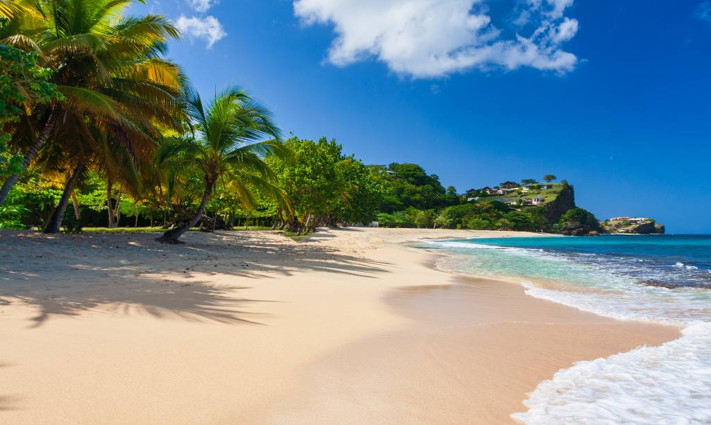 Grenada - best Caribbean islands to visit in February