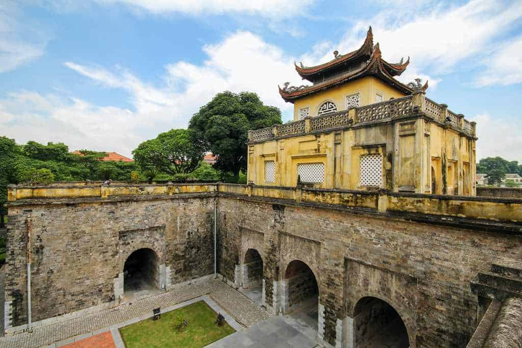 Imperial Citadel of Thang Long - 4 days in Hanoi