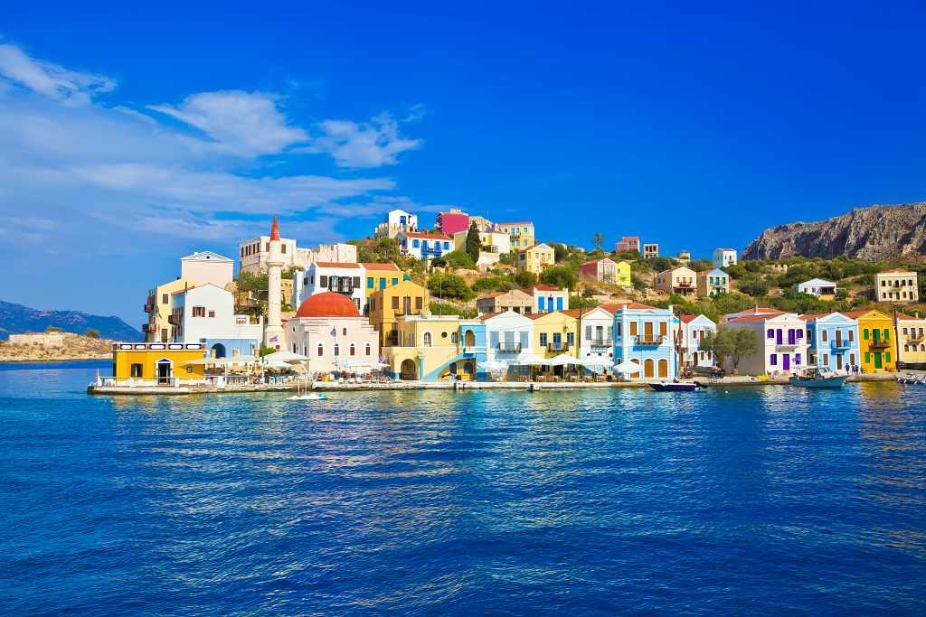Kastellorizo - quiet Greek islands