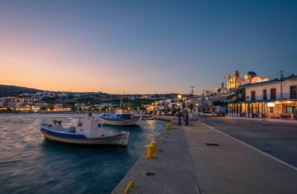 Lipsi island - quiet greek islands
