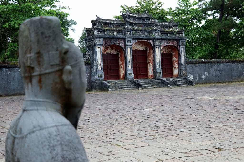 Minh Mang Royal Tomb Hue