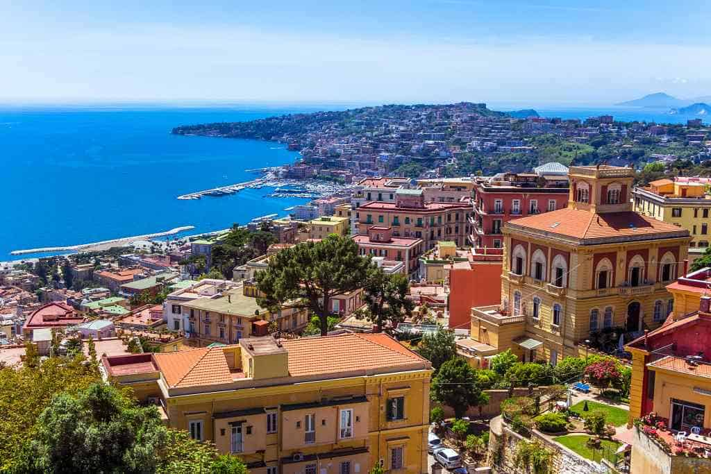 Where to go in Italy in March - Naples