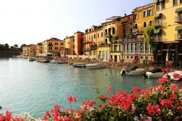 Peschiera del Garda - best place to visit in Italy in April
