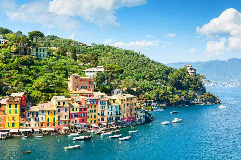 Portofino - The best places to visit in Italy in March