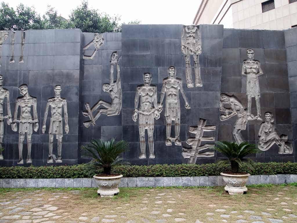 Vietnamese War at Hoa Lo Prison