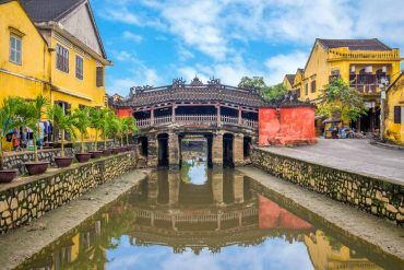 Japanese Bridge - Hoi An itinerary