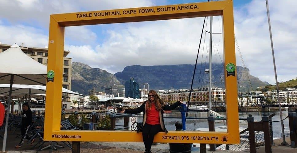 V & A Promenade Cape Town itinerary