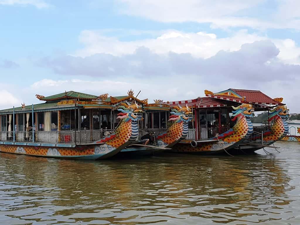 Cruise the Perfume River