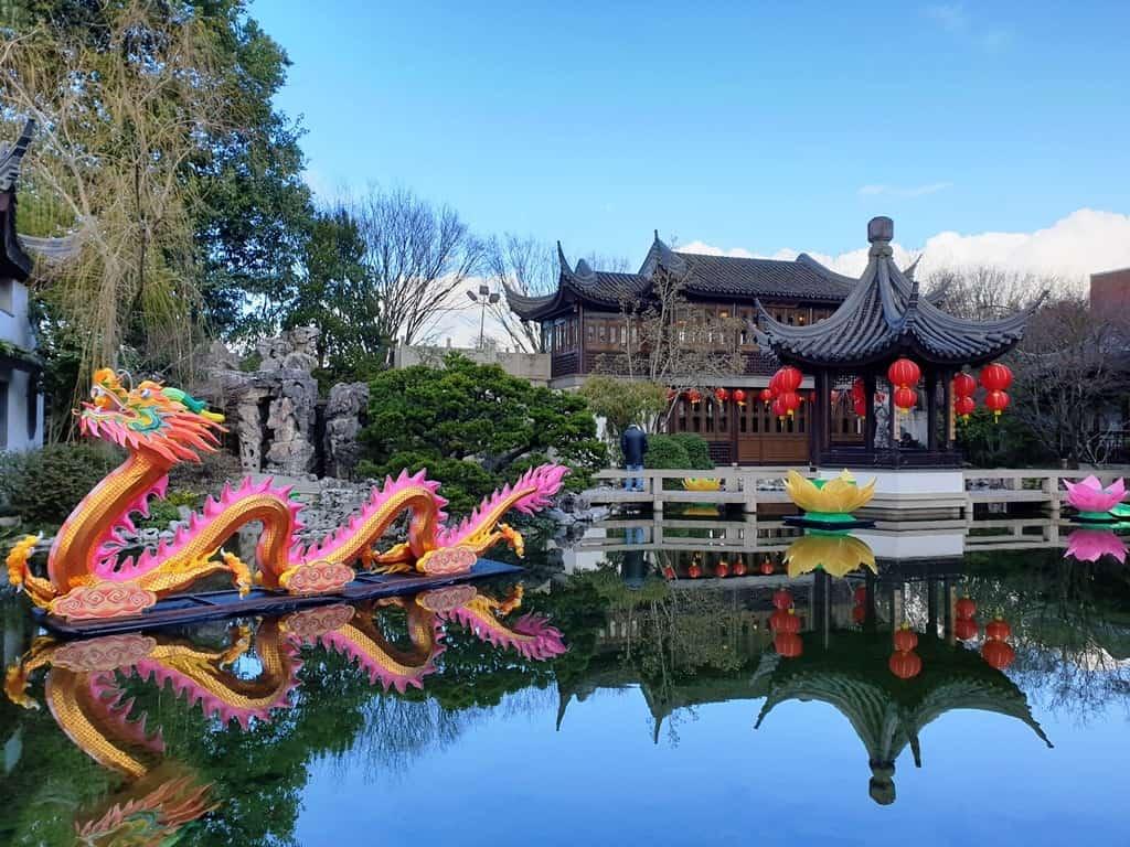 Chinese Gardens - 2 days in Portland