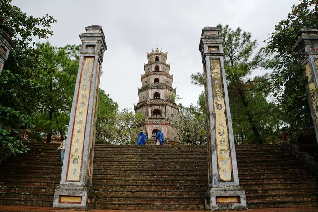 how to spend one day in Hue Vietnam
