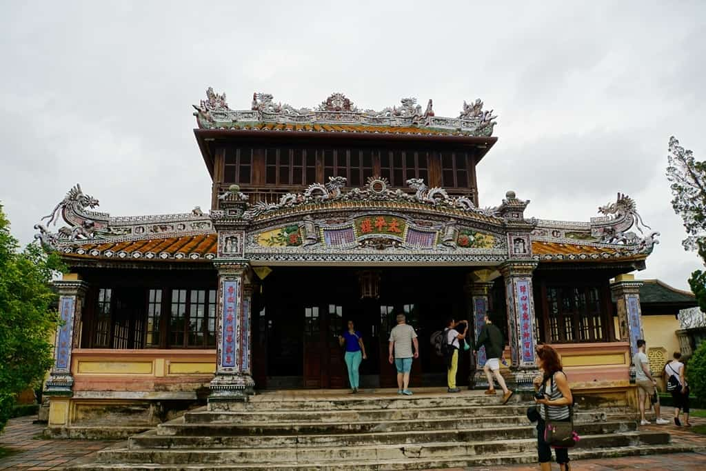 Imperial City, Hue- one day in Hue Vietnam