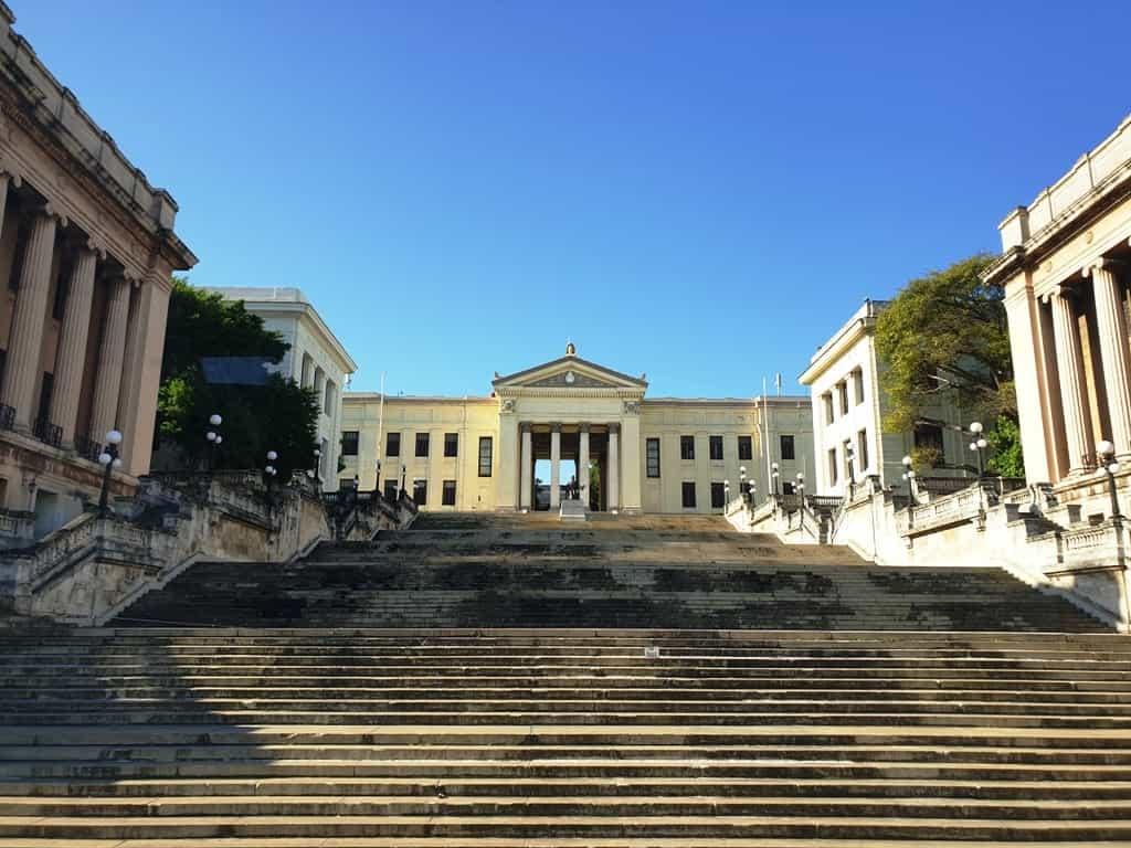 Universidad de Havana Cuba