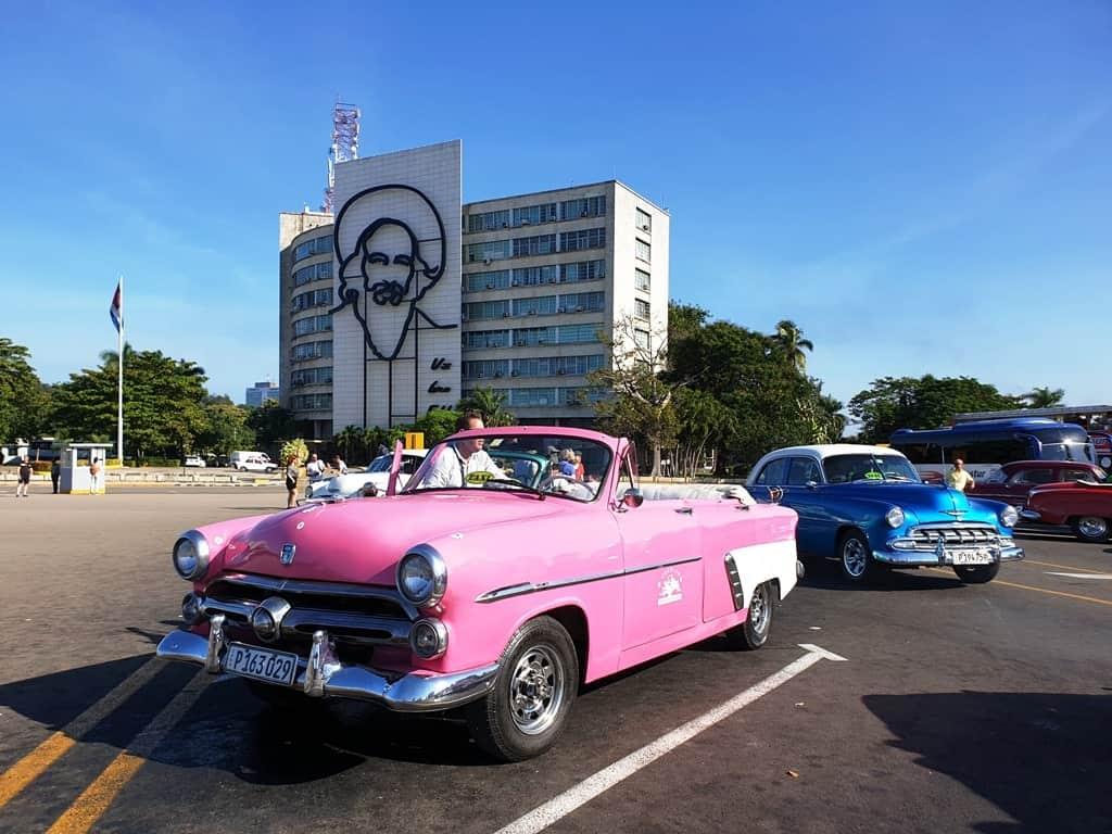Plaza de la Revolucion - 3 days in Havana