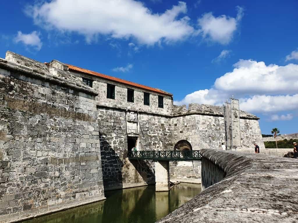 Castillo de la Real Fuerza Havana itinerary