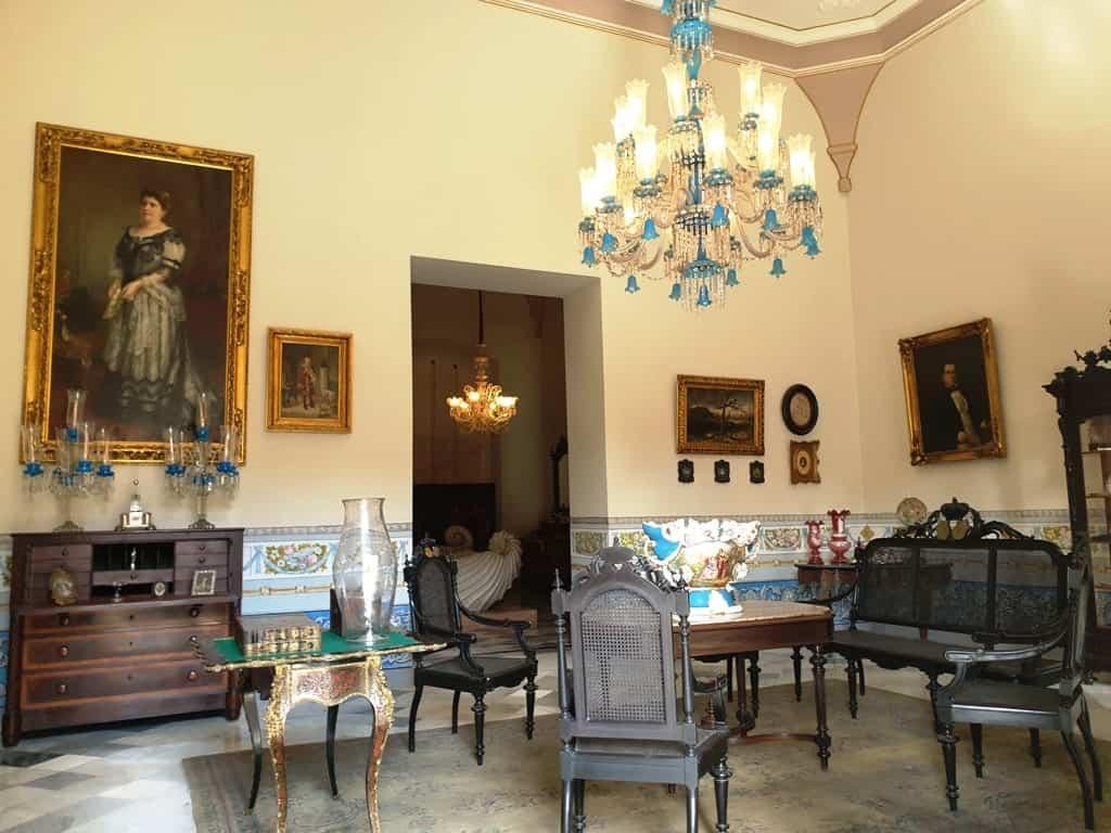 Palacio de los Capitanes Generales Havana