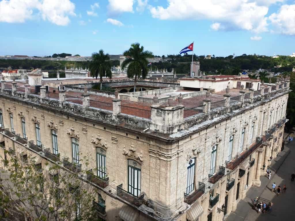 Hotel Ambos Mundos Havana