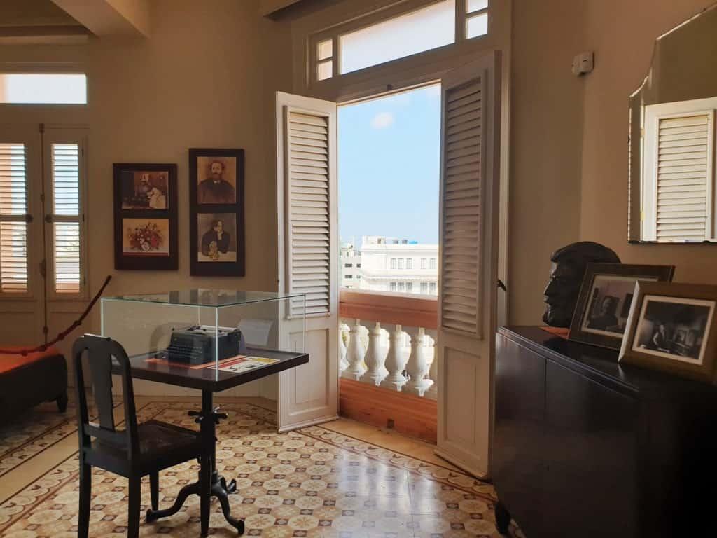 Hotel Ambos Mundos - 3 day Havana itinerary
