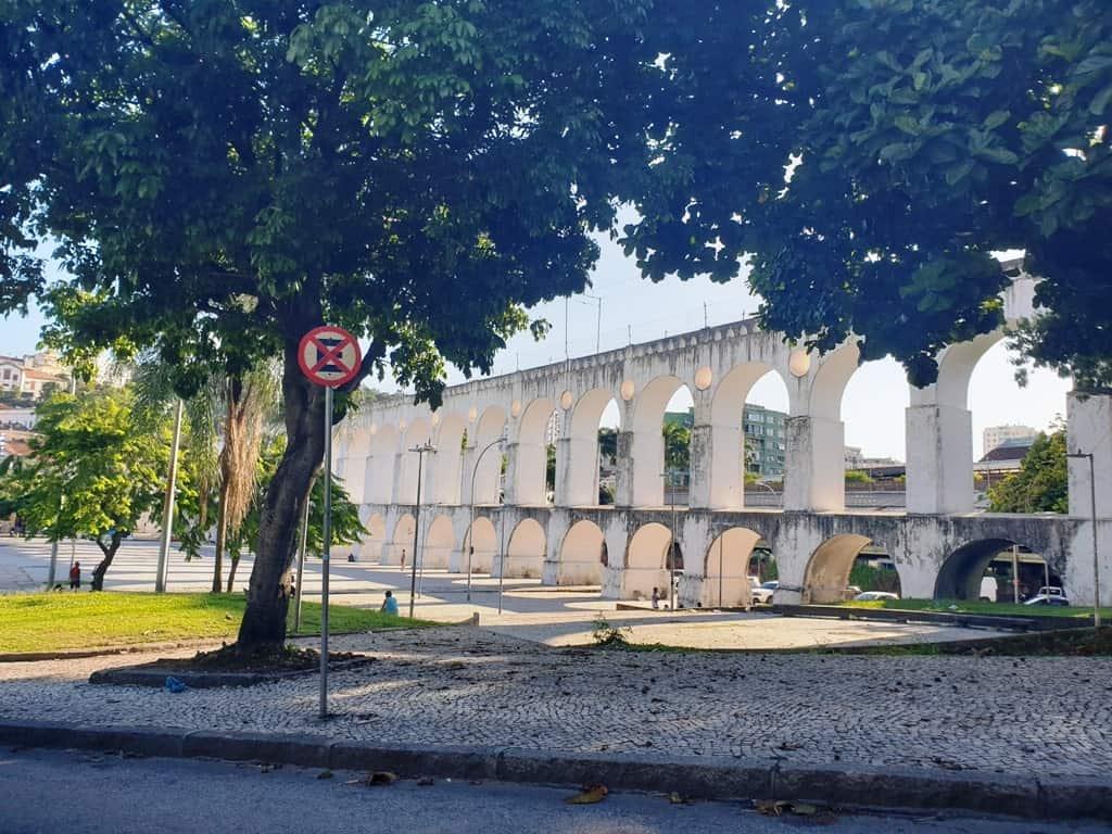 Carioca Aqueduct - 3 days in Rio