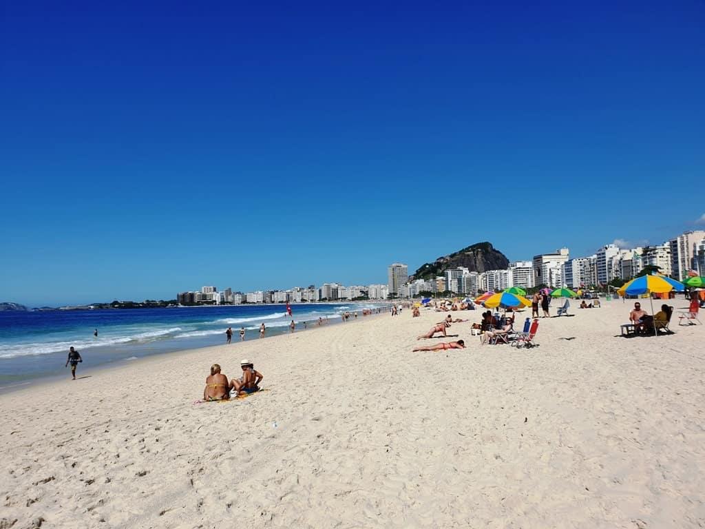 Copacabana - 3 days in Rio de Janeiro