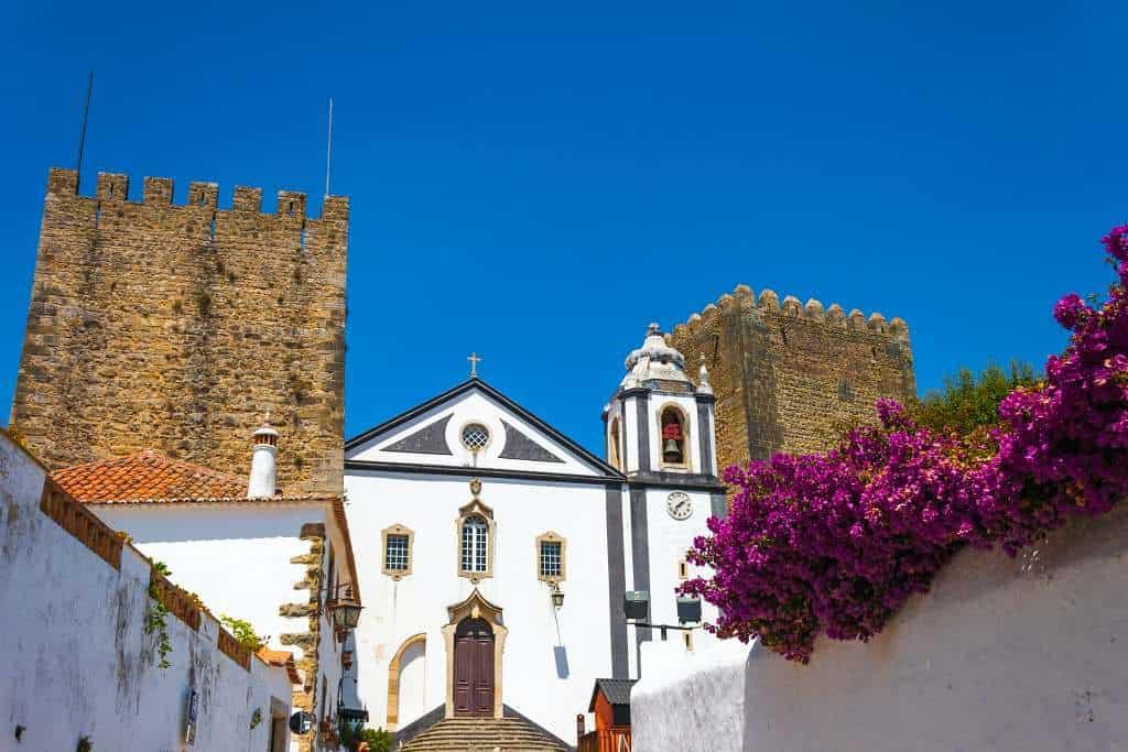 Church of Santiago Obidos