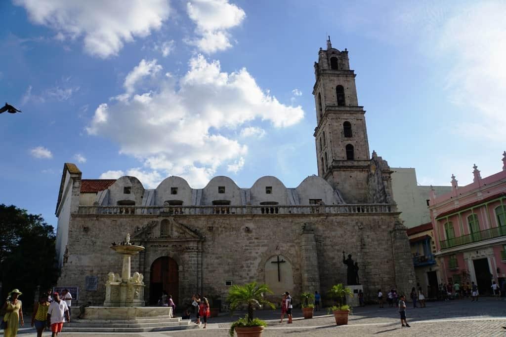 Plaza de San Francisco de Asís - 3 days in Havana