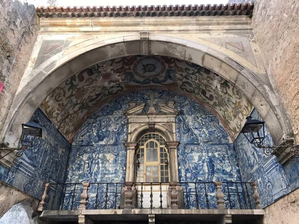 Obidos Entrance Gate