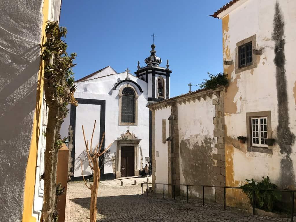 São Pedro church Obidos