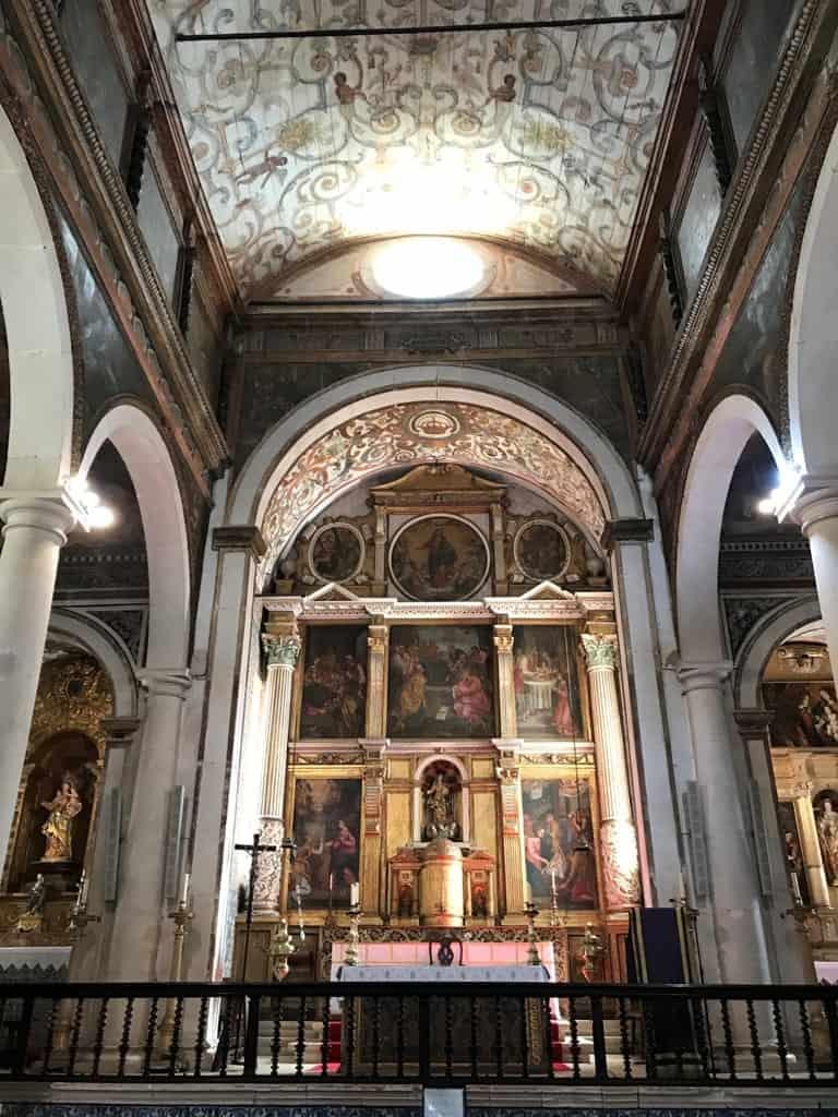 Santa Maria Church Obidos