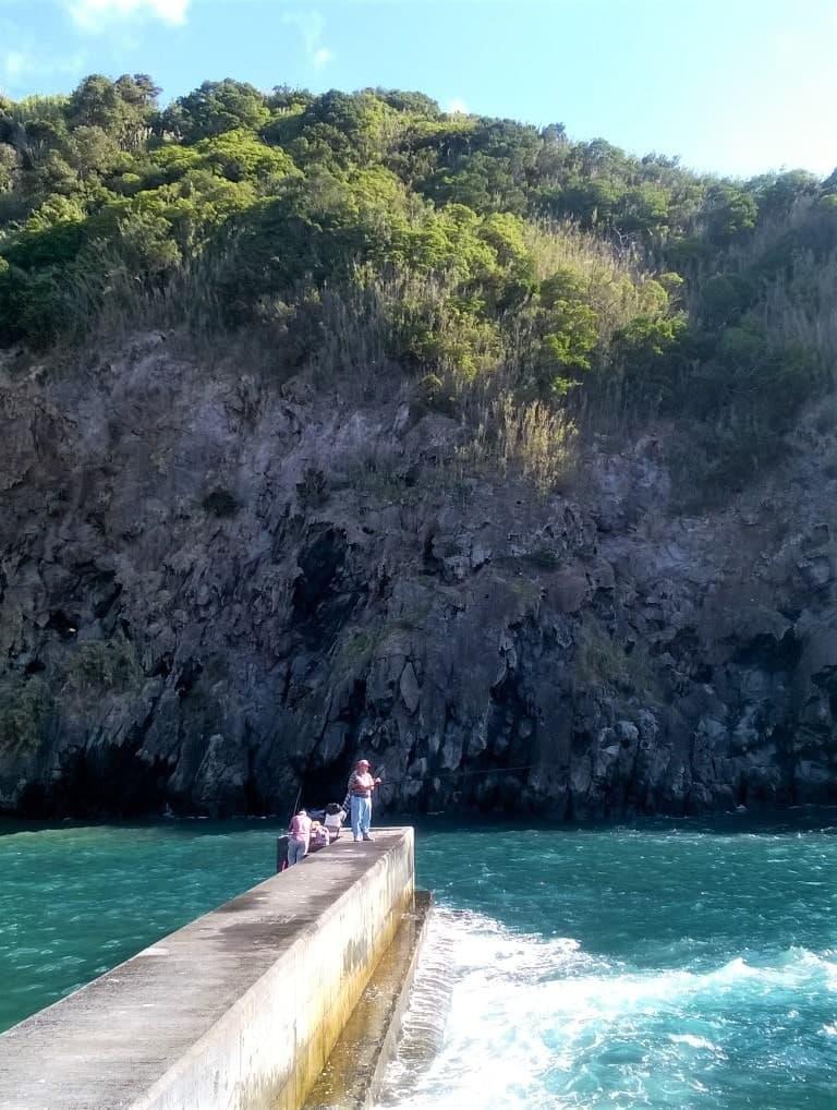 Caloura Bay