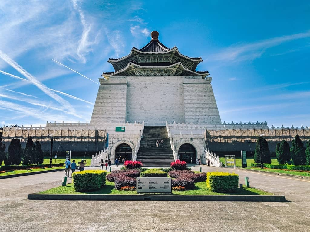 Chiang Kai-Shek Memorial Hall - 2 day Taipei itinerary