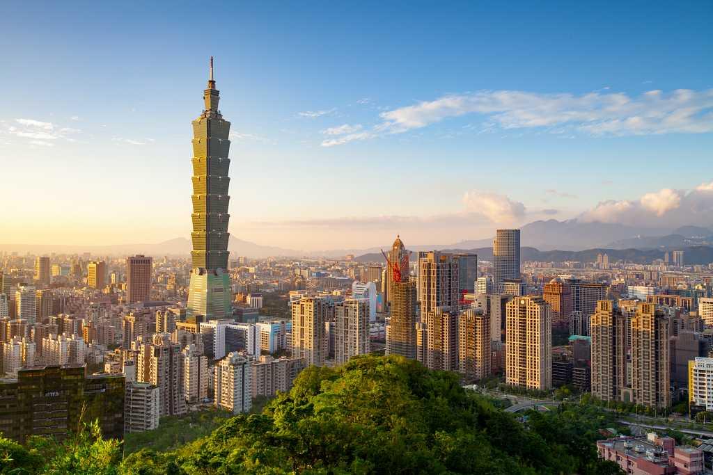 City of Taipei - 2 days in Taipei