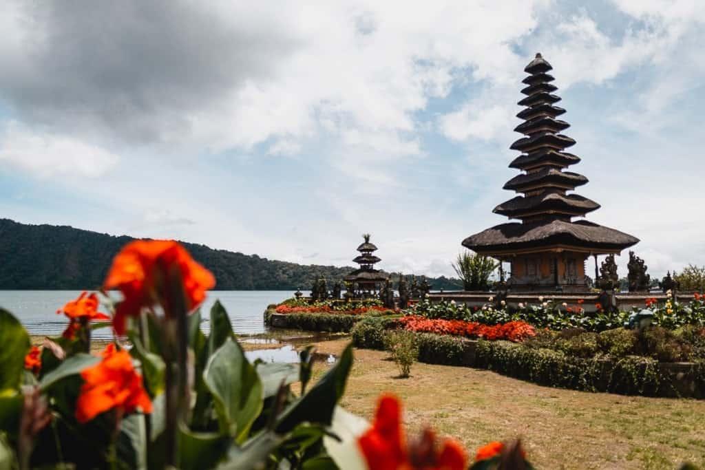 Ulun Danu - 7 day Bali itinerary