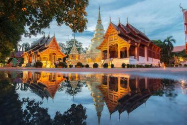 Wat Phra Singh in Chiang Mai 3 day itinerary