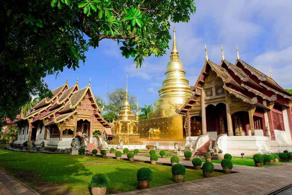 Wat Phra Singh - 3 day Chiang Mai itinerary
