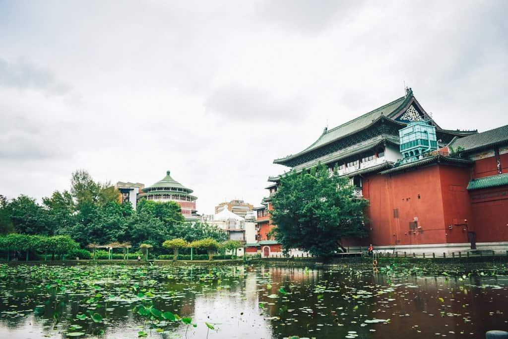 Taipei Botanical Garden -Taipei itinerary