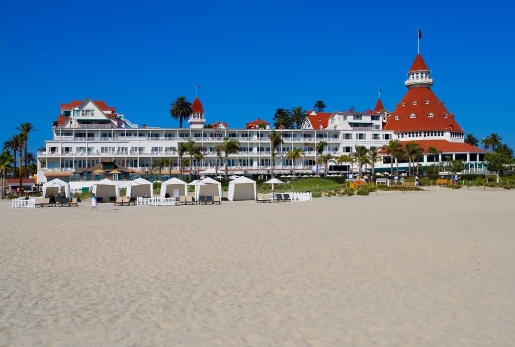 Hotel Del Coronado - 3 day San Diego itinerary