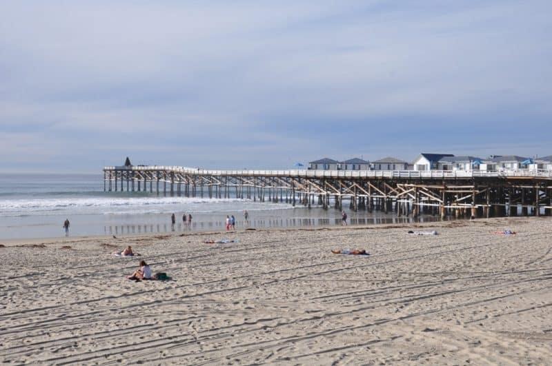 Mission Beach,