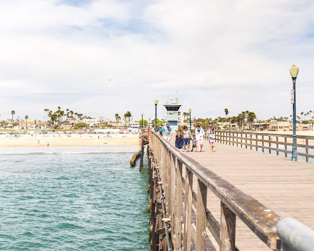 Seal Beach California
