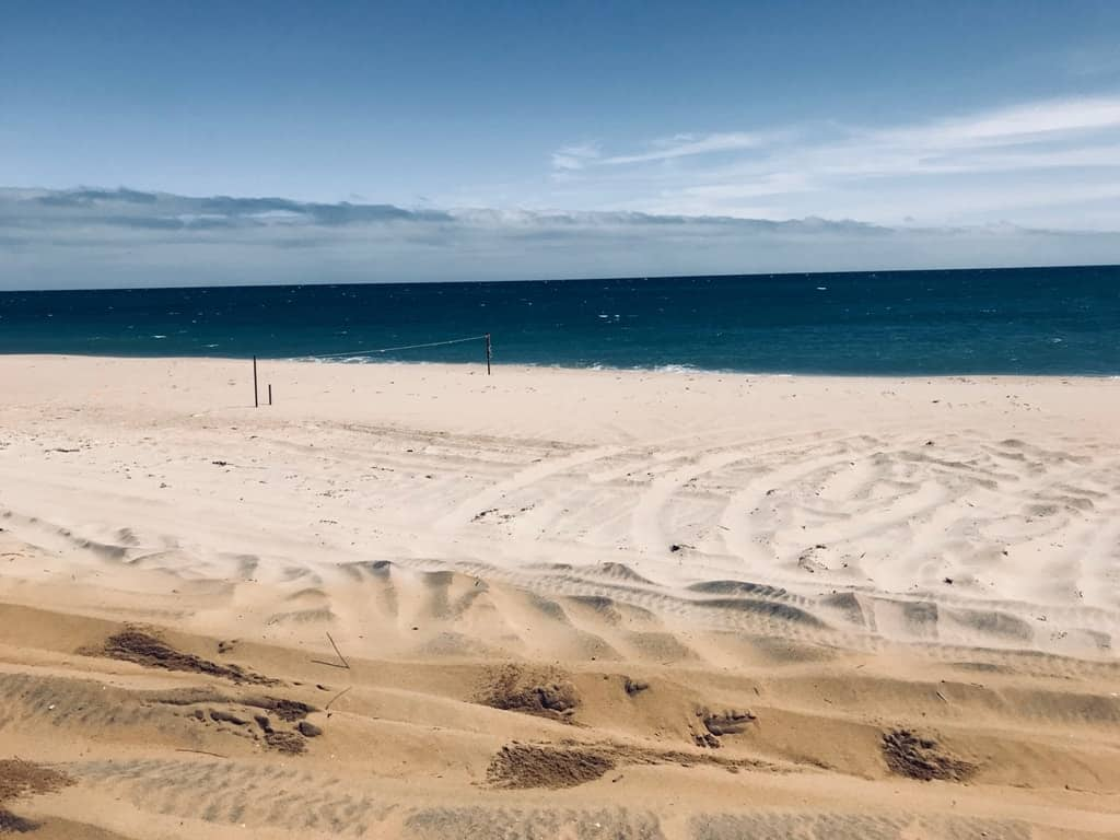 South Beach on Martha's Vineyard