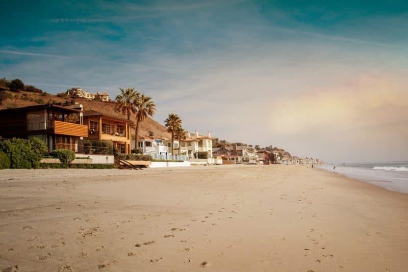 Malibu - best beaches in California