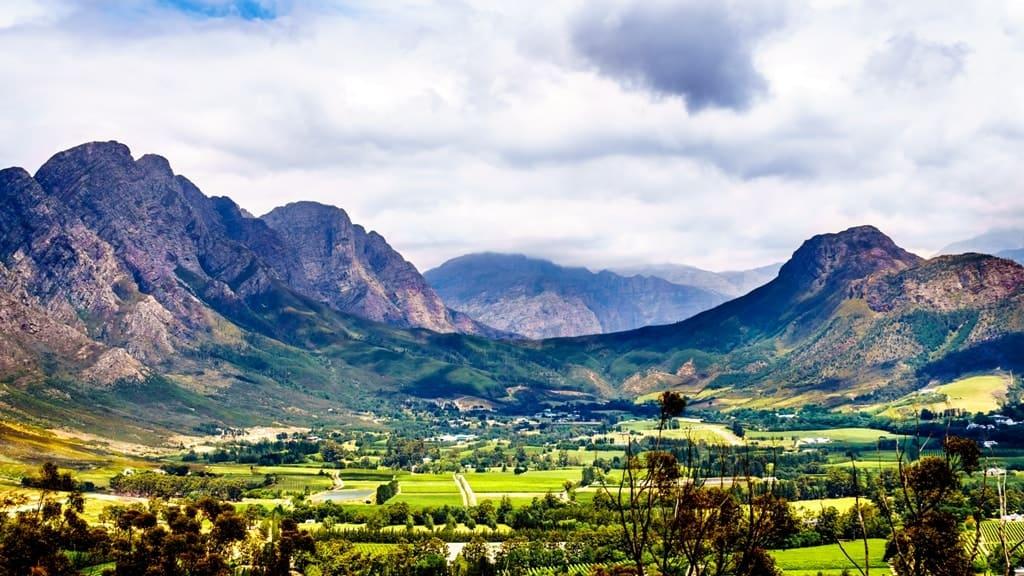 Franschhoek Valley