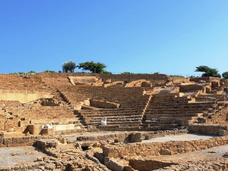 Ancient Ifestia Lemnos