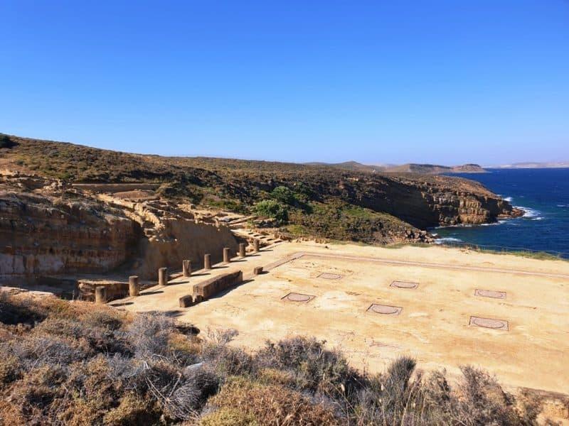 Temple of Kavirio lemnos