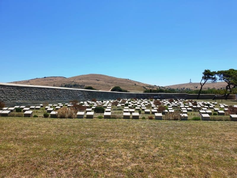 military cemeteries of Moudros