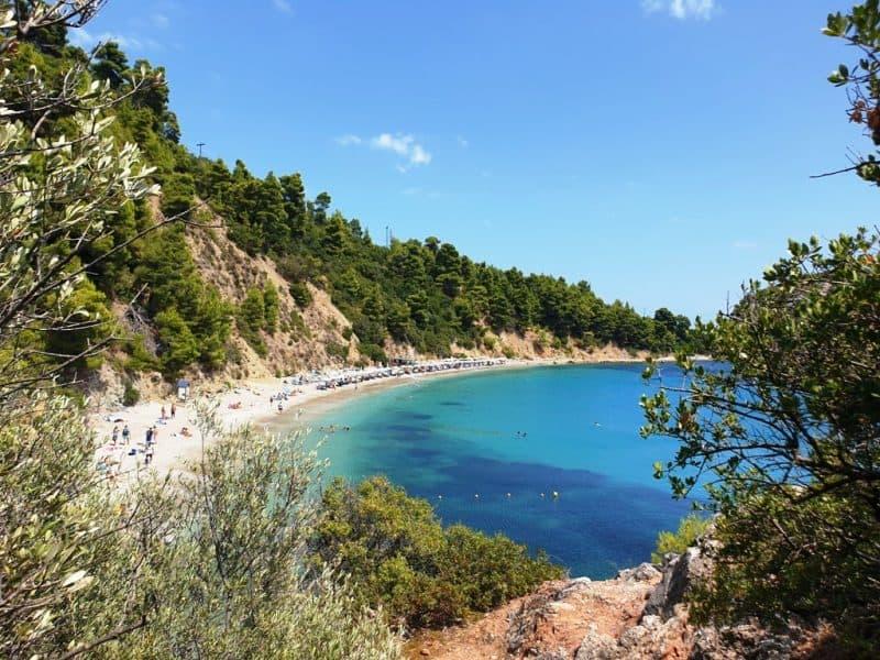 Stafylos Beach - Things to do in Skopelos