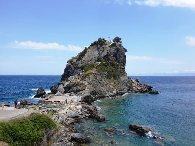 Agios Ioannis Church - Things to do in Skopelos