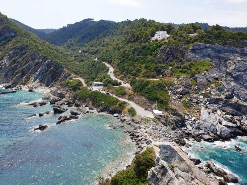 Agios Ioannis Church Skopelos