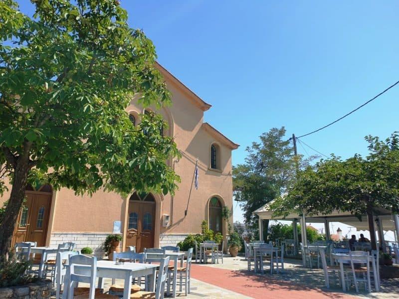 Glossa Village - What to do in Skopelos